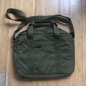 J. Crew Casual Laptop Messenger Bag